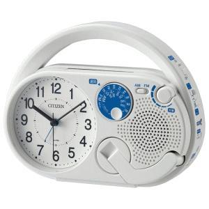 防災クロック /ディフェリアR04 クオーツ目覚まし時計 手動発電機内蔵 4RQA04-003(取寄せ/代引不可)|ajewelry