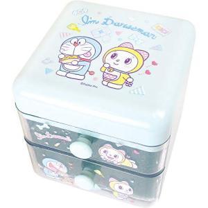 5月予定/プラスト ティーズファクトリー/ドラえもん I'm Doraemon 2段チェスト 引き出し 収納ケース 80sPOP 5240616(取寄せ/代引不可/ギフト不可)|ajewelry