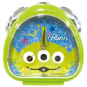 プラスト ティーズファクトリー 目覚まし時計 おむすびクロック/ディズニー ピクサー フェイス エイリアン 5240799(取)|ajewelry