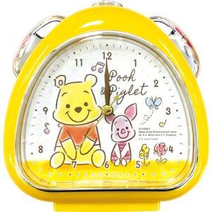 プラスト ティーズファクトリー 目覚まし時計 おむすびクロック/ディズニー ファジー プーさん 5240876(取)|ajewelry