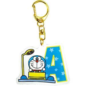 プラスト ティーズファクトリー/ドラえもん I'm Doraemon イニシャル アクリルキーホルダー/(A) 5913-341/ID-5541125A(取/ギフト不可)|ajewelry