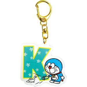 プラスト ティーズファクトリー/ドラえもん I'm Doraemon イニシャル アクリルキーホルダー/(K) 5913-342/ID-5541126K(取/ギフト不可)|ajewelry