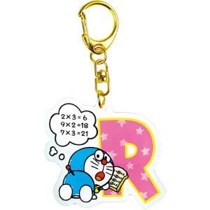 プラスト ティーズファクトリー/ドラえもん I'm Doraemon イニシャル アクリルキーホルダー/(R) 5913-344/ID-5541128R(取/ギフト不可)|ajewelry