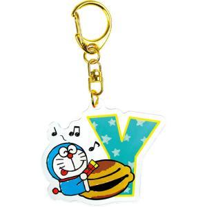 プラスト ティーズファクトリー/ドラえもん I'm Doraemon イニシャル アクリルキーホルダー/(Y) 5913-346/ID-5541130Y(取/ギフト不可)|ajewelry