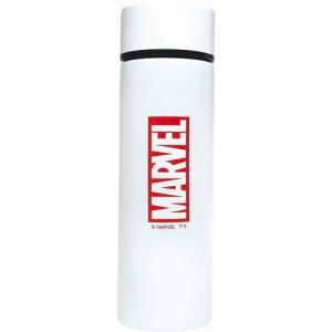 プラスト ティーズファクトリー/MARVEL(マーベル) ステンレスボトル ポケトル/ホワイト 6301708(取/ギフト不可) ajewelry