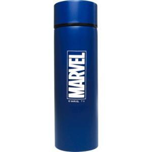 プラスト ティーズファクトリー/MARVEL(マーベル) ステンレスボトル ポケトル/ネイビー 6301710(取/ギフト不可) ajewelry