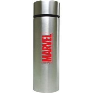プラスト ティーズファクトリー/MARVEL(マーベル) ステンレスボトル ポケトル/シルバー 6301713(取/ギフト不可) ajewelry