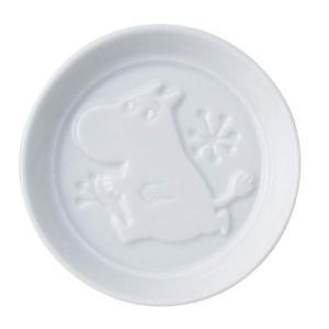プラスト ツジセル/MOOMIN(ムーミン) ディッププレート 小皿/ムーミン 6418231(取寄せ/代引不可/ギフト不可)|ajewelry