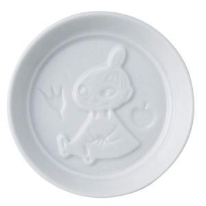 プラスト ツジセル/MOOMIN(ムーミン) ディッププレート 小皿/リトルミィ 6418232(取寄せ/代引不可/ギフト不可)|ajewelry