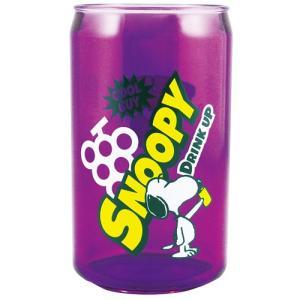プラスト/スヌーピー 缶型 フルーツタンブラー コップ/ぶどう グレープ 6430726(取/ギフト不可)|ajewelry