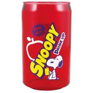 プラスト/スヌーピー 缶型 フルーツタンブラー コップ/りんご アップル 6430728(取/ギフト不可)|ajewelry