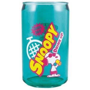 プラスト/スヌーピー 缶型 フルーツタンブラー コップ/メロン 6430729(取/ギフト不可)|ajewelry