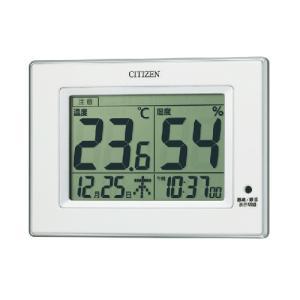 シチズン 高精度センサー 温・湿度計/ライフナビD200A 8RD200-A03(代引不可)|ajewelry