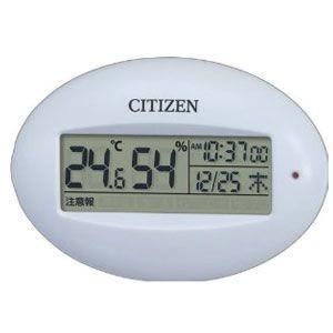 シチズン 高精度センサー 温・湿度計/ライフナビピコ 8RD205-B04/8RD205-A04(取寄せ/代引不可)|ajewelry