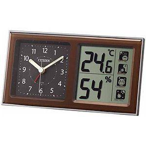 シチズン 高精度センサー 温・湿度計/ライフナビ648A 8RE648-A06(代引不可)|ajewelry