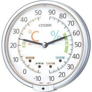 シチズン 高精度センサー 温・湿度計/ライフナビ200 9CZ200-019(代引不可)|ajewelry