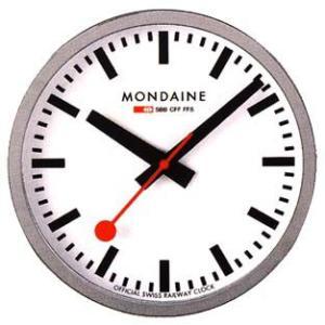 モンディーン(MONDAINE)/ウォール クロック(掛時計) A990.CLOCK.16SBB(取寄せ/代引不可)|ajewelry