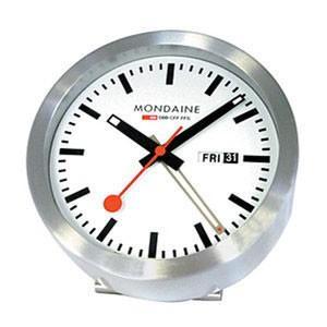 モンディーン(MONDAINE) 掛時計/ミニクロック 掛置兼用 A993.MCAL.16SBB(取寄せ/代引不可)|ajewelry