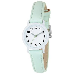 サンフレイム J-AXIS レディースウォッチ 腕時計/パステルカラーウォッチ /ゆめかわ グリーン AL1354-GR(取) ajewelry