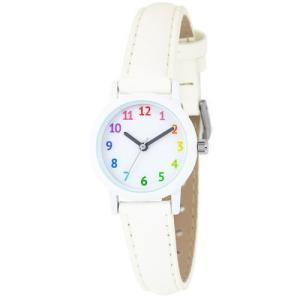 サンフレイム J-AXIS レディースウォッチ 腕時計/パステルカラーウォッチ /ゆめかわ ホワイト AL1354-W(取) ajewelry