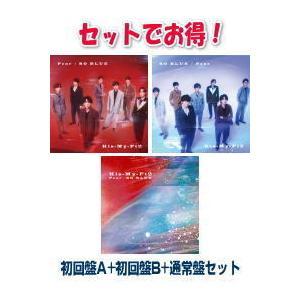 ●即納!3形態同時購入特典(外付) 初回盤A+初回盤B+通常盤セット Kis-My-Ft2 CD+DVD/Fear / SO BLUE 21/9/15発売 オリコン加盟店|ajewelry