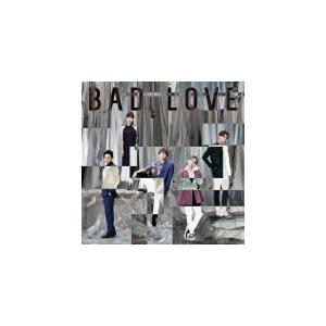 特典大判ポスカ(外付)初回仕様 AAA CD+DVD/BAD LOVE 19/10/23発売 オリコン加盟店|ajewelry