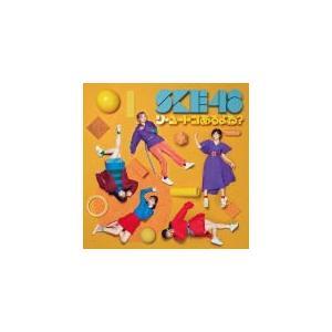 通常盤Type-A SKE48 CD+DVD/ソーユートコあるよね? 20/1/15発売 オリコン加盟店|ajewelry