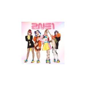 2NE1 CD+DVD [GO AWAY] 11/11/16...