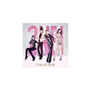 2NE1 CD+DVD[COLLECTION]12/3/28発売