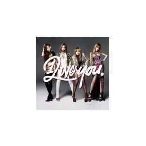 2NE1 CD+DVD [I LOVE YOU] 12/9/...