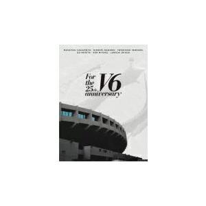 即納!初回盤B Blu-ray盤 特殊パッケージ仕様 紙チケットB封入 V6 2Blu-ray/For the 25th anniversary 21/2/17発売|ajewelry