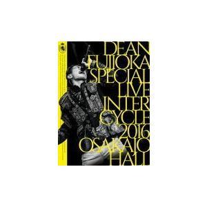 ディーン・フジオカ 2DVD/DEAN FUJIOKA Special Live 『InterCycle 2016』at Osaka-Jo Hall 17/5/10発売 オリコン加盟店|ajewelry
