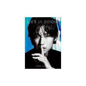初回盤B(取) ディーン・フジオカ CD+フォトブック/Let it snow! 17/12/20発売 オリコン加盟店 ajewelry