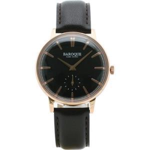 BAROQUE(バロック) ウォッチ/VECCHIO ベッキオ ブラック BA1008RG-02BR(取寄せ/代引不可)|ajewelry