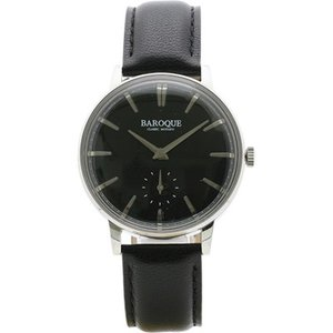 BAROQUE(バロック) ウォッチ/VECCHIO ベッキオ ブラック BA1008S-02B(取寄せ/代引不可)|ajewelry