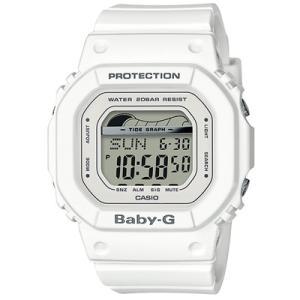 CASIO(カシオ) Baby-G/G-LIDE(ジーライド) ホワイト BLX-560-7JF(取寄せ/代引不可)|ajewelry