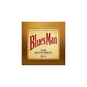 特典ポスカ2枚組(外付) 通常盤 Tak Matsumoto CD/Bluesman 20/9/2発売 オリコン加盟店|ajewelry