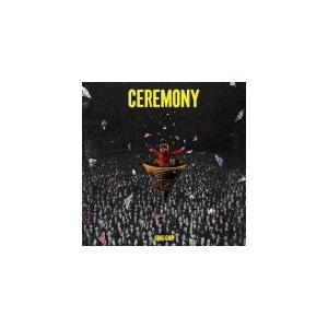 特典ポスタープレゼント(希望者)通常盤(初回仕様)チケット先行申込シリアル封入 King Gnu CD/CEREMONY 20/1/15発売 オリコン加盟店