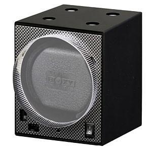 BOXY Design  ウォッチワインダー(自動巻き時計巻上げ機)/※アダプターなし BW-BK(取寄せ/代引不可)|ajewelry