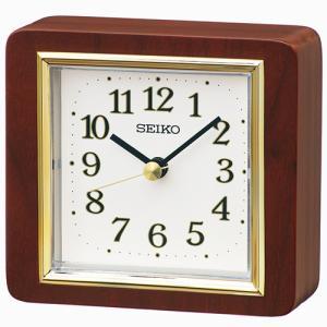SEIKO(セイコー) クオーツ 置時計 掛置兼用 木枠/BZ363B(取) ajewelry