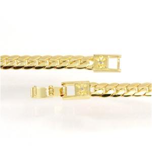 Crazy Angel/ゲルマニウム&天然ダイヤモンド ネックレス へリンボーンチェーン 紋章 真鍮 ゴールドカラー 50cm 7mm幅 CAG-101-G50(取寄せ/代引不可) ajewelry 02