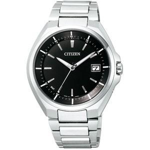 CITIZEN(シチズン) メンズウォッチ/ATTESA(アテッサ) エコドライブ電波時計 ブラック CB3010-57E(取寄せ/代引不可)|ajewelry