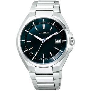 CITIZEN(シチズン) メンズウォッチ/ATTESA(アテッサ) エコドライブ電波時計 ブルー CB3010-57L(取寄せ/代引不可)|ajewelry