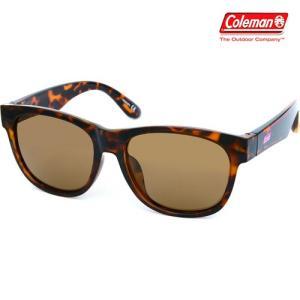 Coleman(コールマン) 偏光サングラス フローティンググラス/ブラウンデミ×ブラウン CFL04-2/220083(取)パール|ajewelry