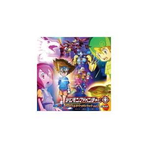 サントラ CD/TVアニメ「デジモンアドベンチャー:」オリジナルサウンドトラック vol.2 21/8/25発売 オリコン加盟店|ajewelry