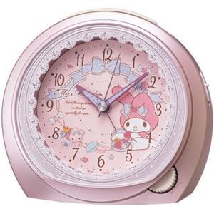 SEIKO セイコー/マイメロディ 目覚まし時計 サンリオ CQ143P (代引不可)|ajewelry