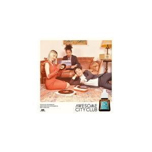 Blu-ray付 Awesome City Club CD+Blu-ray/Grower 21/2/10発売 オリコン加盟店|ajewelry