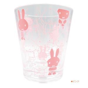 プラスト ティーズファクトリー/ミッフィー アクリルコップ カップ/ブルー ピンク DB-CUP2(取寄せ/代引不可/ギフト不可)|ajewelry|03