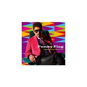 通常盤(取) 鈴木雅之 CD/Funky Flag 19/3/13発売 オリコン加盟店|ajewelry