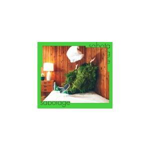 初回生産限定盤(取)三方背BOX仕様 ステッカー封入 緑黄色社会 CD/sabotage 19/11/6発売 オリコン加盟店 ajewelry